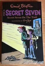 Enid Blyton Secret Seven On the Trail Paperback Book The Secret Seven Childrens