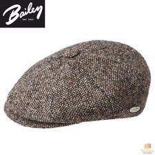 Winter Flat Cap Solid Hats for Men