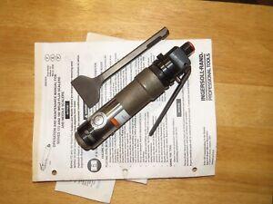 Ingersoll Rand 172L Needle Inline Air Chisel Scaler 5500BPM
