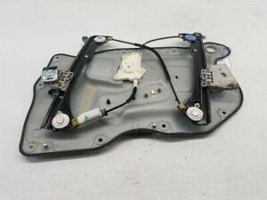 09-20 Nissan 370z Driver Door Window Regulator Motor 807753GY0A OEM