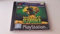 Nuclear Strike (Sony PlayStation 1, 1997) PS1 PAL UK European Complete