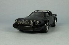 VEREM 1979 Lancia Stratos (Black) 1/43 Scale Diecast Model NEW, RARE!