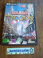 MONOPOLY TYCOON PC CD-ROM PAL FULL