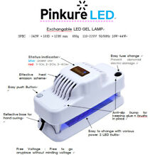 "[Cleanmakers] Pro nail polish Lamp dryer UV Light USB ""PinkureLED-E"" 10W LED 2EA"