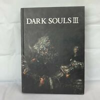 Dark Souls III 3 Prima Official Collectors Edition Strategy Guide Hardcover