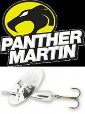 PANTHER MARTIN ROTANTE TUTTO ARGENTO  gr 2 SPECIALE TROTA