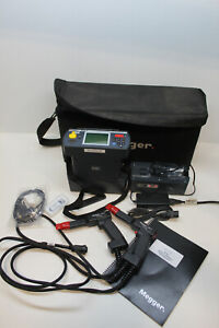 Megger BITE3 LCD Display Battery Capacity Analyzer with Software