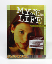 My So-Called Life - The Complete Series (Dvd, 2007, 6-Disc Set) Sealed