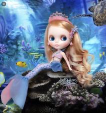 In Stock Now! Neo Blythe Doll Mermaid Tasha Doll TopShop 2018