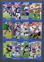 2000 Topps Collection Dallas Cowboys TEAM SET Emmitt Smith