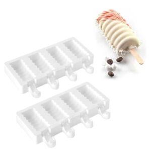 Silikomart Mini Tango Easy Cream Silicone Mold, Set of 2