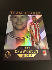 Topps Premier Gold 2017 Ryan Shawcross Stoke City Team Leader
