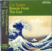 CAL TJADER-BREEZE FROM THE EAST-JAPAN MINI LP CD C94