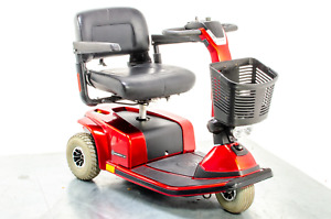 Pride Celebrity X4 Used 3 Wheel Mobility Scooter Trike Comfy Pneumatic Tyres Pav