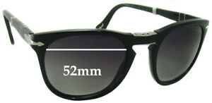 SFx Replacement Sunglass Lenses fits Persol 3028-S - 52mm Wide