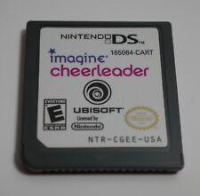Imagine: Cheerleader (Nintendo DS, 2009) CARTRIDGE ONLY