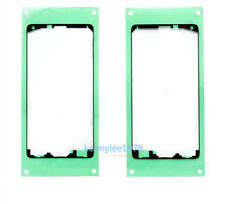 2X For Samsung Galaxy note 4 N910F N910C Pre-Cut Front LCD Adhesive Glue Sticker