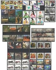 2005 Royal Mail Commemorative Sets MNH. Sold separately & as full year set.