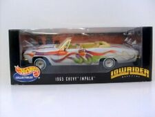 1965 Chevy Impala Lowrider Purple Trible 1:18 Scale