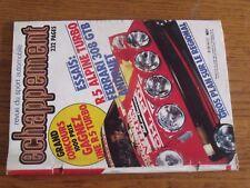 $$$ Revue echappement N°150 R5 Alpine TurboFerrari 308 GTBBugattiAscona