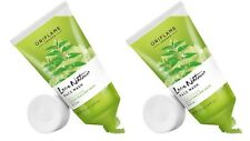 Pack Of 2 Oriflame Love Nature Face Wash Neem  50 ml Each Free Shipping
