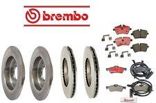 For Mini Cooper 7/06-08 R52 L4 1.6L Brembo Full Front Rear Brake Rotors Pads Kit