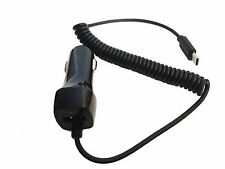 Car Charger with USB Type C 3.1 for BlackBerry KEYone TCL Mercury