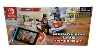 Mario Kart Live: Home Circuit MARIO SET For Nintendo Switch - NEW! IN HAND! 🏎💨