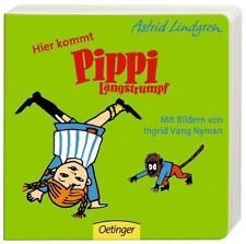 Hier kommt Pippi Langstrumpf von Astrid Lindgren (2014, Gebundene Ausgabe)