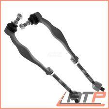 2X STEERING TRACK + TIE ROD END FRONT VW MULTIVAN T5 TRANSPORTER BUS T5