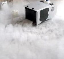 Brand New 1500W Low Fog Machine Dry Ice Effect Smoke Club Stage Wedding T