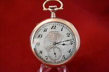 Antique 12s Hamilton 17j Pocket Watch
