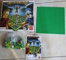 Lego 3841 Minotaurus jeux de société complet boite règle du jeu -CNB44