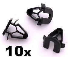 10x VOLVO Kunststoffverkleidung Clips- innen Blenden KOFFERRAUM FUTTER,