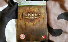 Bioshock Limited Steelbook Edition Xbox 360 Game