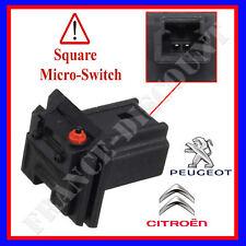 Interruptor del maletero del maletero para Citroen y Peugeot = 6554V5 6554.V5