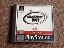 Championship Bass (Sony PlayStation 1, 2000) - Complete - PAL