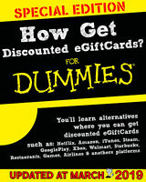 PDF✔️How Get Discounted Gift Cards UP 75% Off Of Its Value Netflix iTunes Amazon