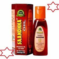 Buy 2 Get 1 Free 100% Original Ayurvedic Sandha Saandhha Sanda Oil 15 ml REPL***