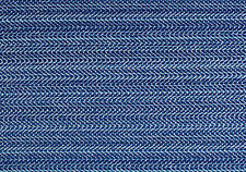 Thibaut OUTDOOR Chevron Zig Zag Upholstery Fabric- Catalina Navy 4.50 yd W80339