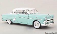 Ford Crestline Victoria 1953 - hellgrün/ weiss - 1:24 WELLY