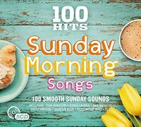 Various - 100 Hits - Sunday Morning Songs (2017)  5CD  NEW/SEALED  SPEEDYPOST