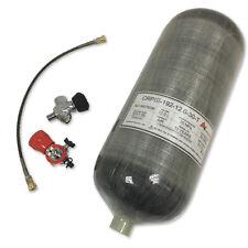 Acecare Airgun PCP 12L Carbon Fiber Scuba Tank 4500Psi Air Cylinder Filling Kits