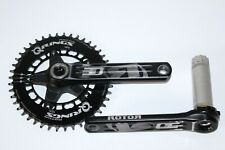 ROTOR 3D CHAINSET / CRANK 170mm & Q RING QX1 BB30 ROAD RACE TRI TRIATHLON *