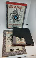 Wizardry: Knight of Diamonds - The Second Scenario NES NINTENDO GAME COMPLETE