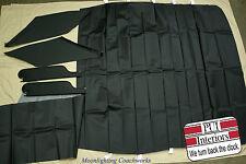 71-72 El Camino Chevrolet Headliner & Sun Visors & Sail Panels Genuine PUI