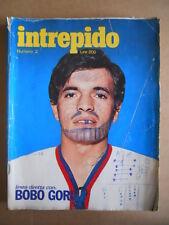 INTREPIDO n°2 1974 Bobo Gori Cagliari Paola Pitagora Jarbas Canè  [G487]