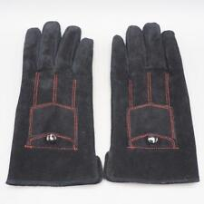 Vintage Womens Leather Gloves M