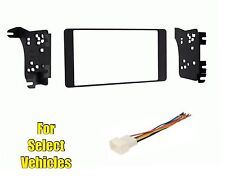 Double Din Car Radio Kit Combo for some 2014-2015 Mitsubishi Outlander Sport