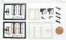 Ersatz-Zurüstbeutel 33-teilig z.B. für ROCO Elektrolok BR 212 Spur H0 1:87 - NEU